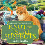 Knot the Usual Suspects Audiobook, by Molly MacRae