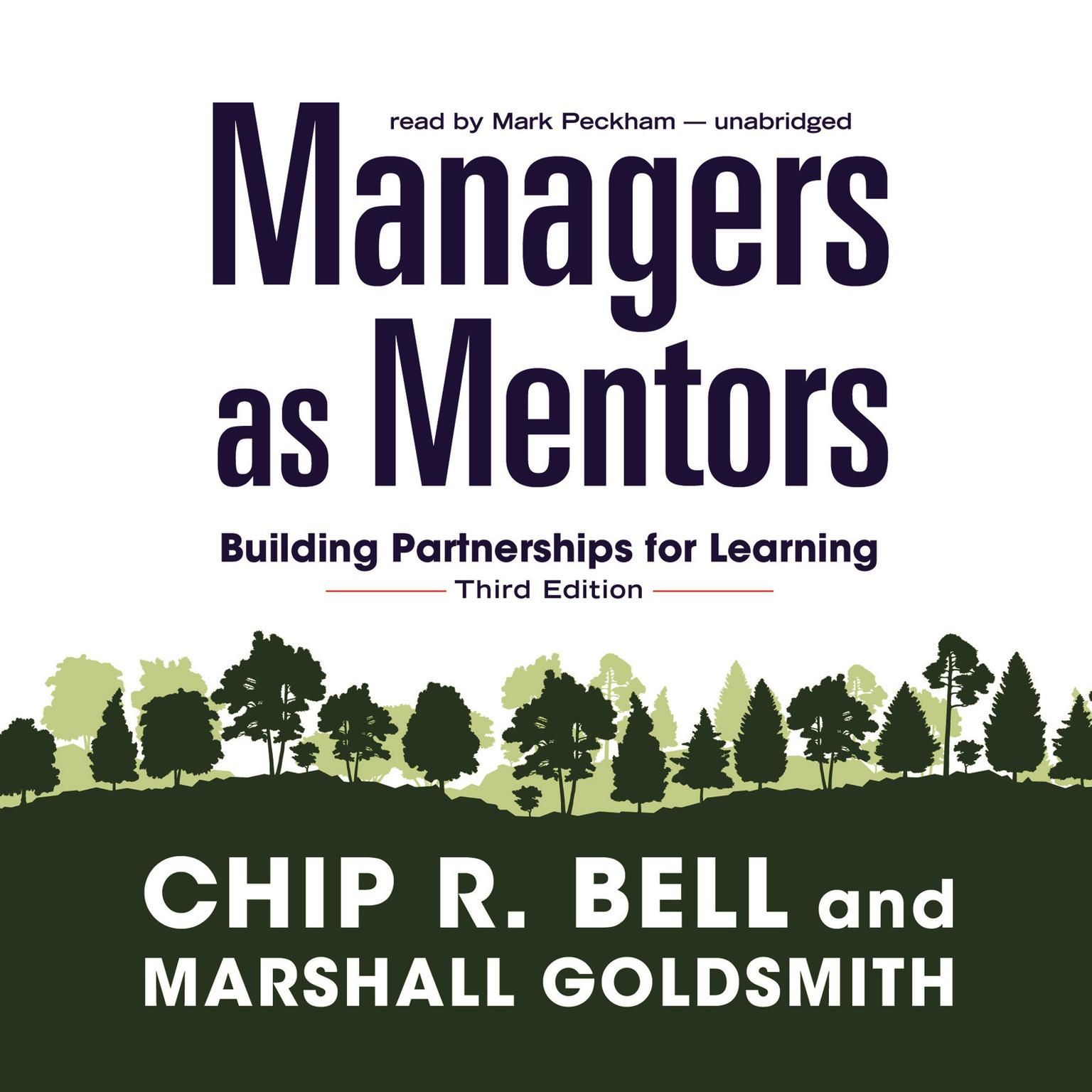 Printable Managers as Mentors, Third Edition: Building Partnerships for Learning Audiobook Cover Art