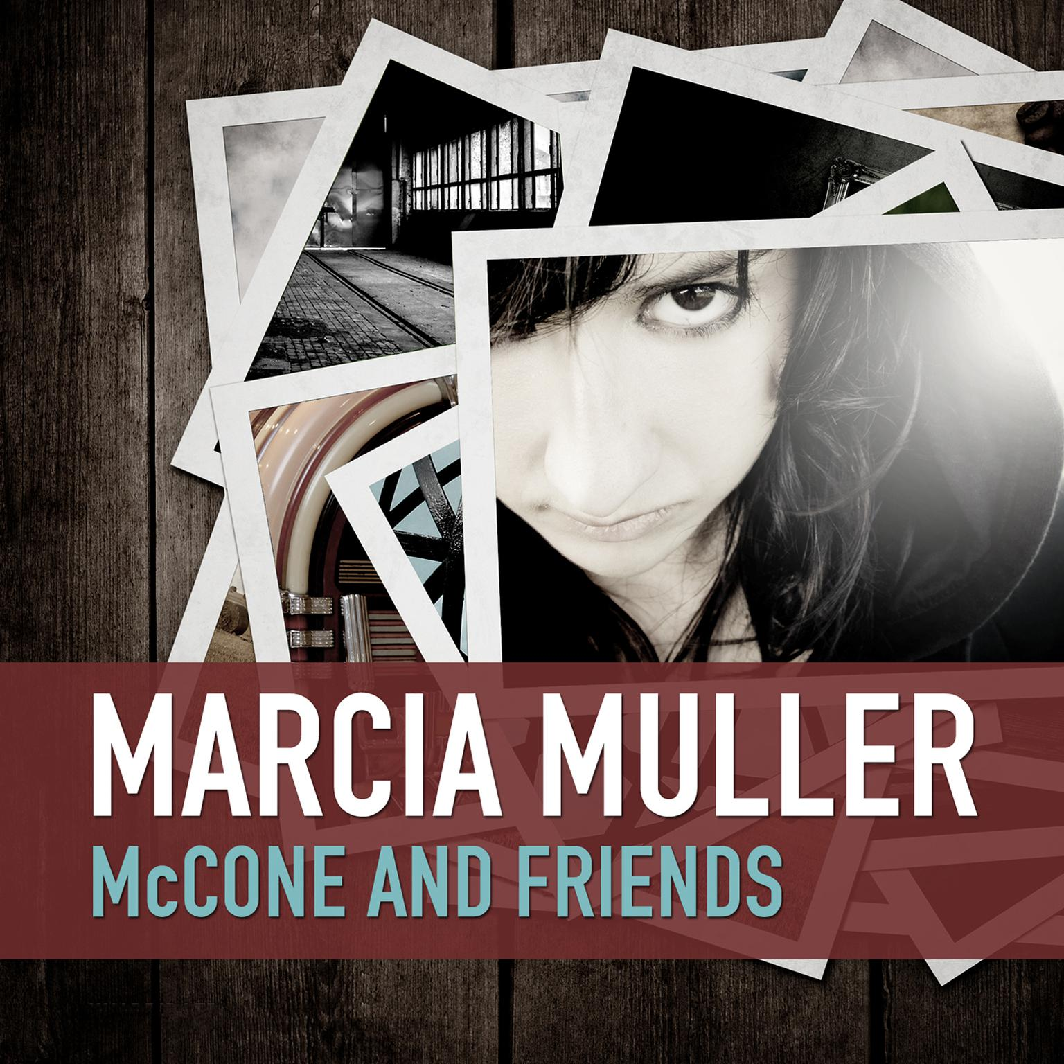 Printable McCone and Friends Audiobook Cover Art