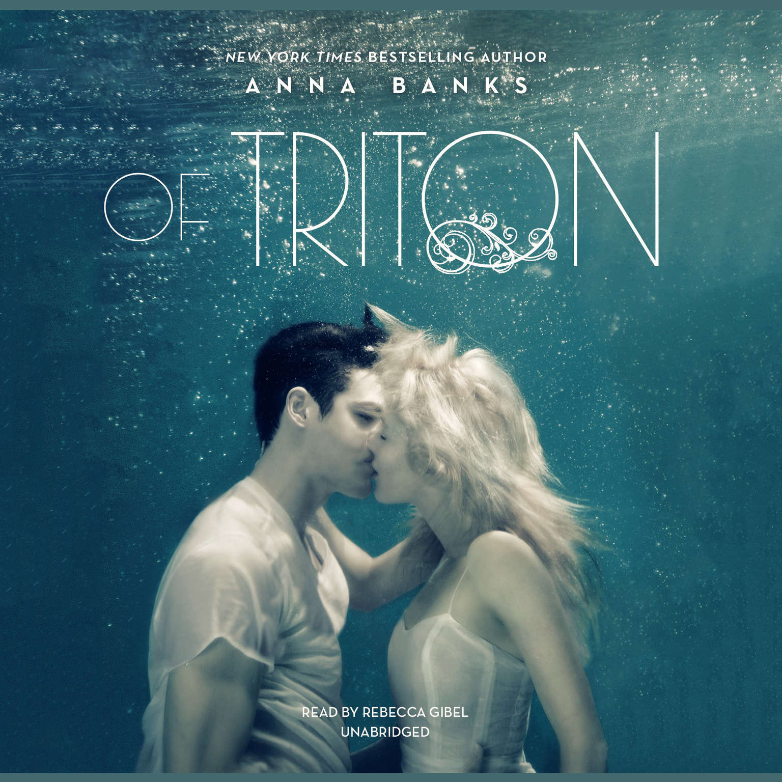 Printable Of Triton Audiobook Cover Art