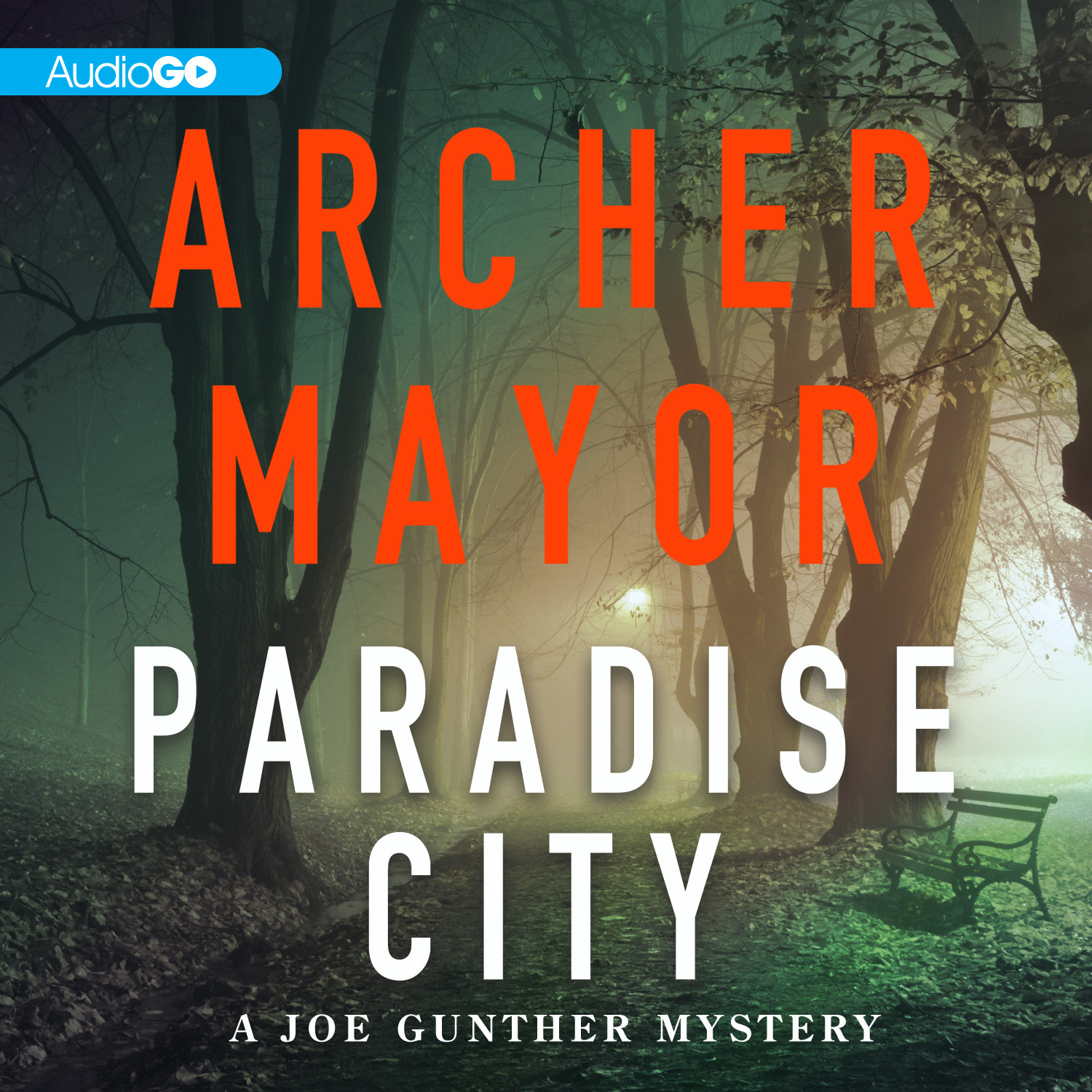 Printable Paradise City: A Joe Gunther Novel Audiobook Cover Art