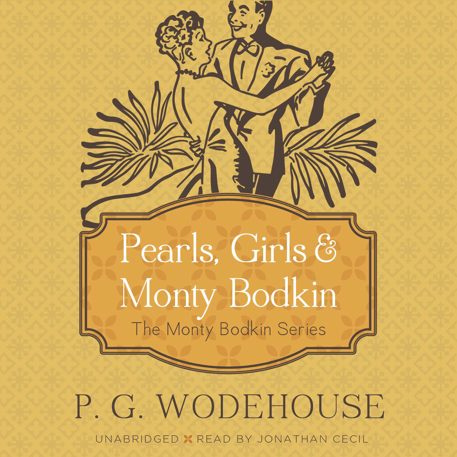 Printable Pearls, Girls, and Monty Bodkin Audiobook Cover Art
