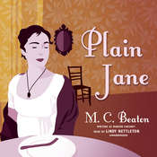 Plain Jane Audiobook, by M. C. Beaton