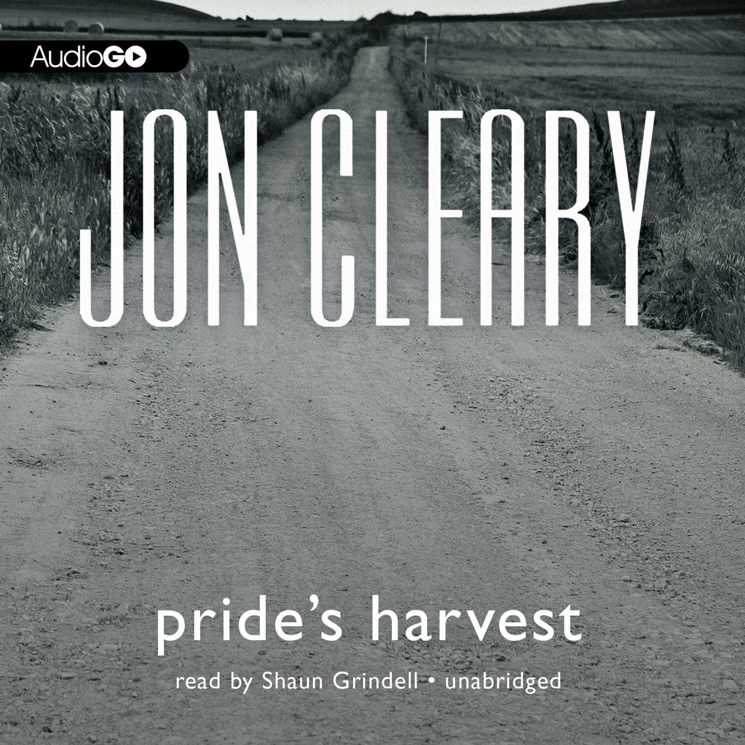 Printable Pride's Harvest Audiobook Cover Art