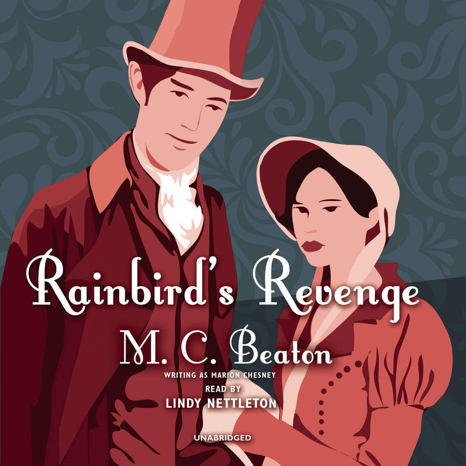 Printable Rainbird's Revenge Audiobook Cover Art