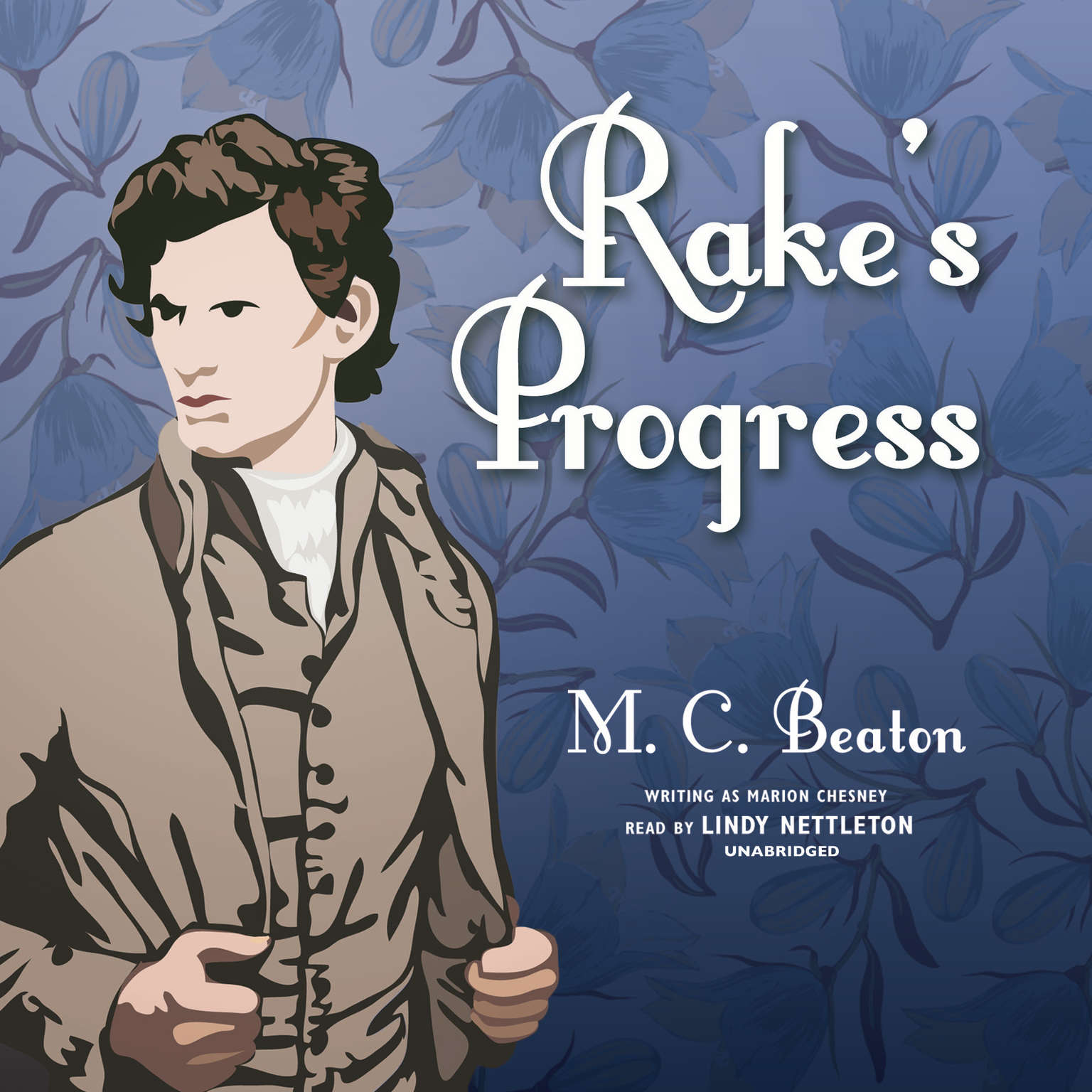 Printable Rake's Progress Audiobook Cover Art