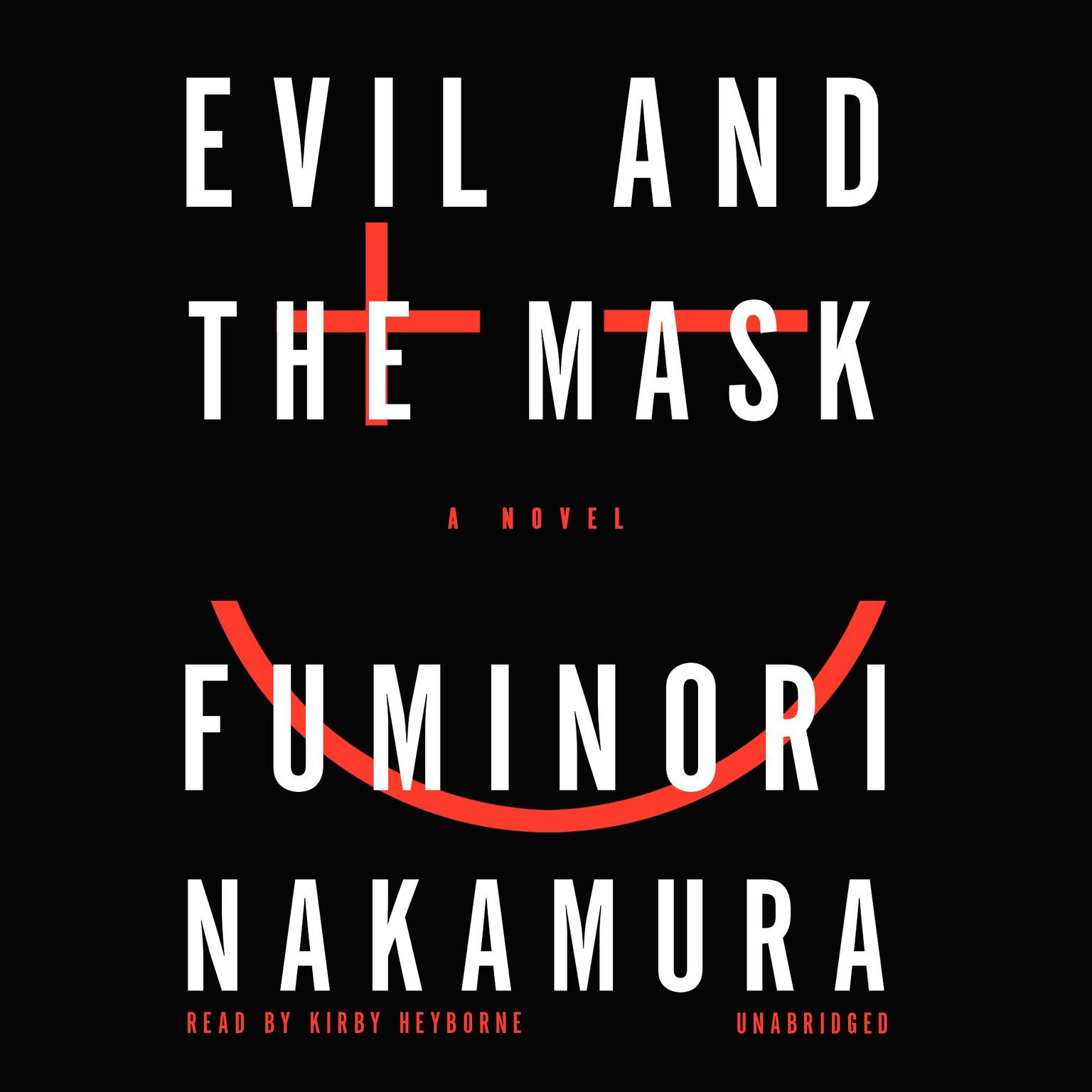 Printable Evil and the Mask Audiobook Cover Art