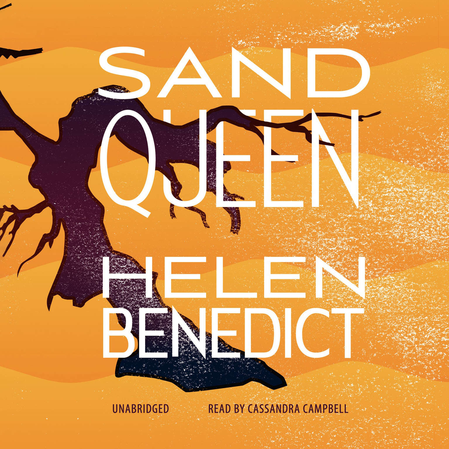 Printable Sand Queen Audiobook Cover Art