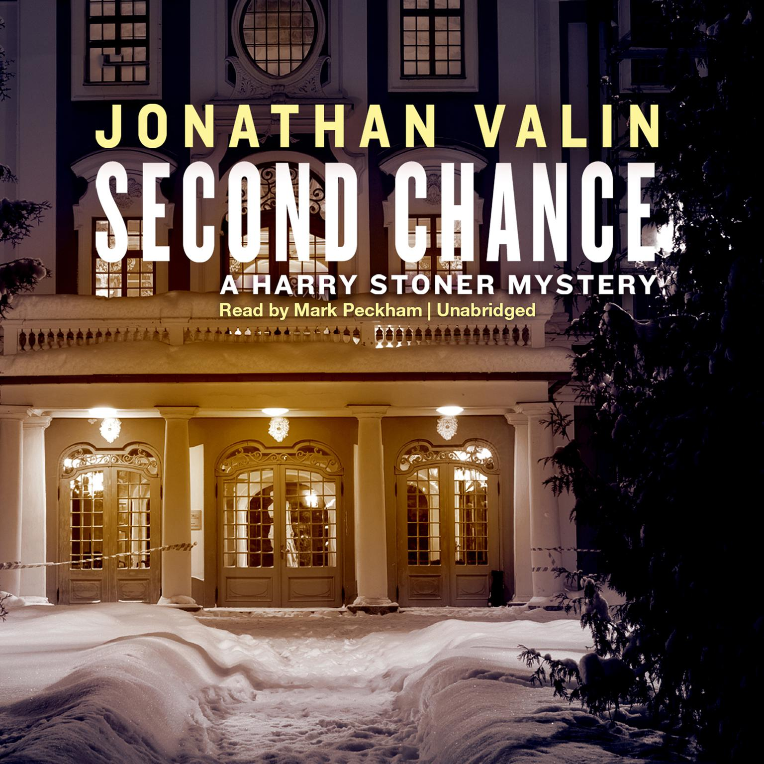 Printable Second Chance Audiobook Cover Art