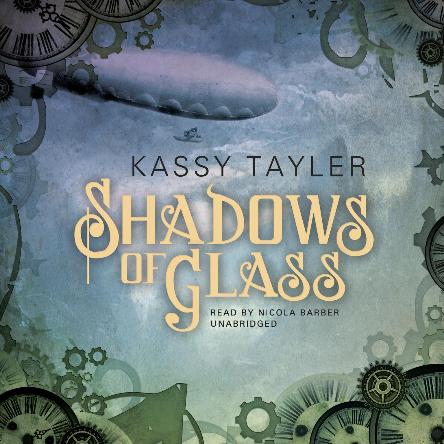 Printable Shadows of Glass Audiobook Cover Art