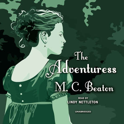 The Adventuress Audiobook, by M. C. Beaton