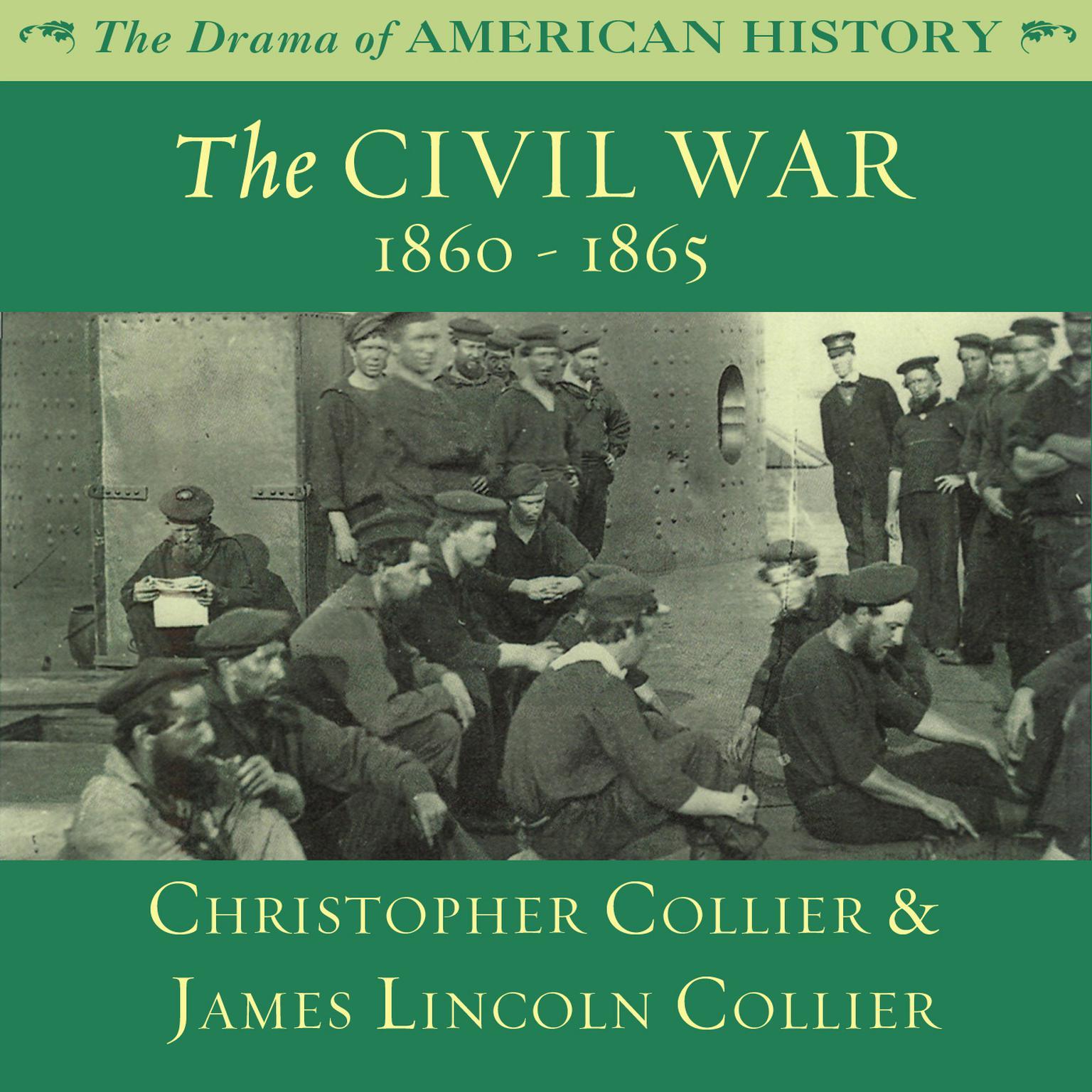 Printable The Civil War Audiobook Cover Art