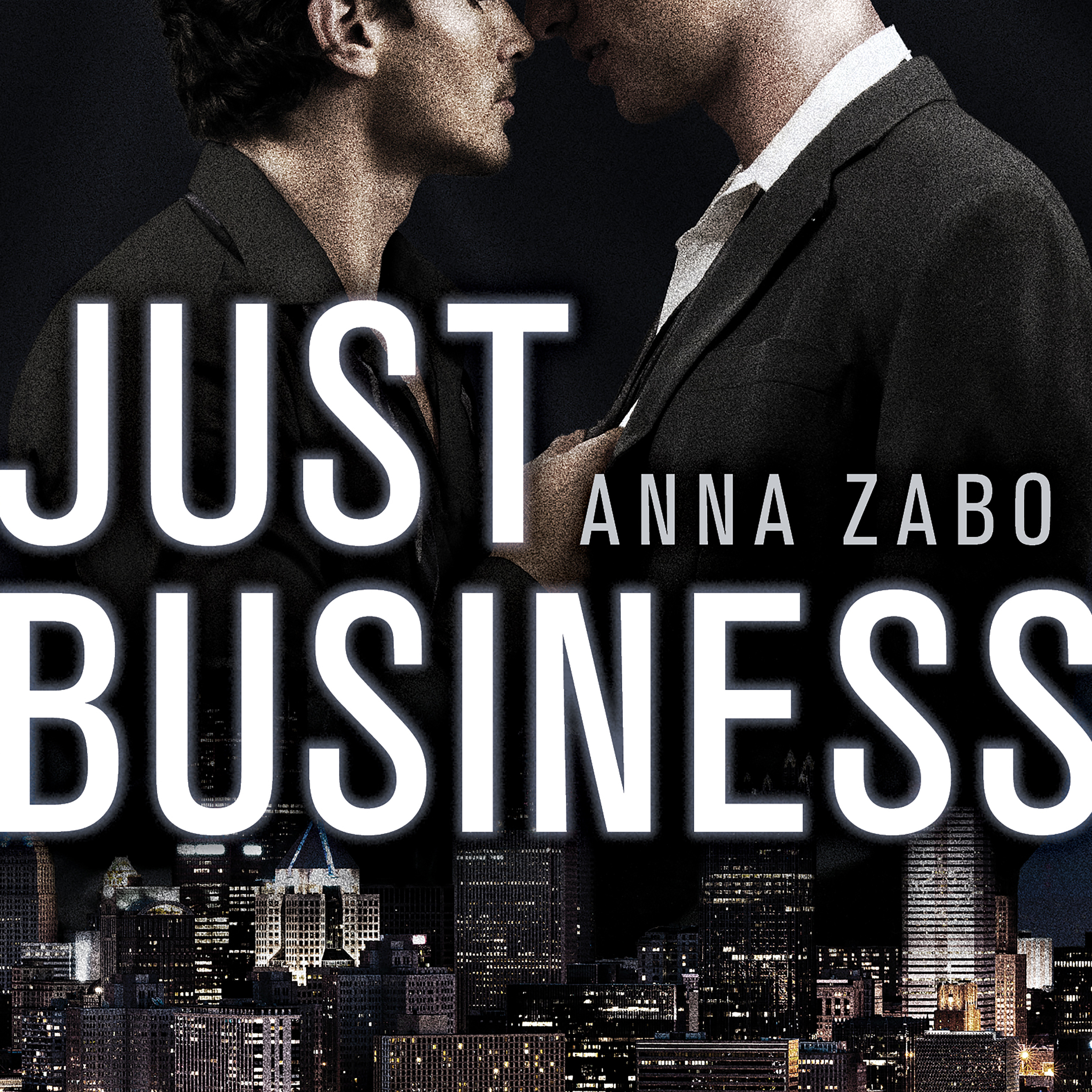 Printable Just Business Audiobook Cover Art