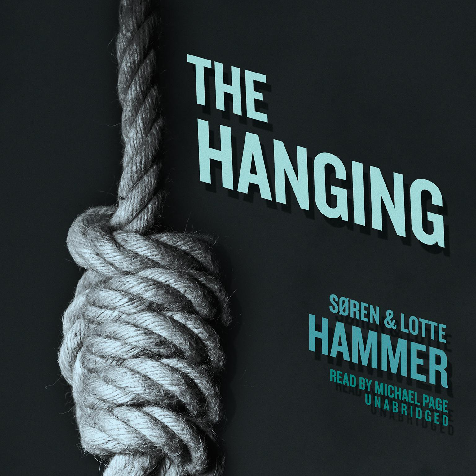 Printable The Hanging Audiobook Cover Art