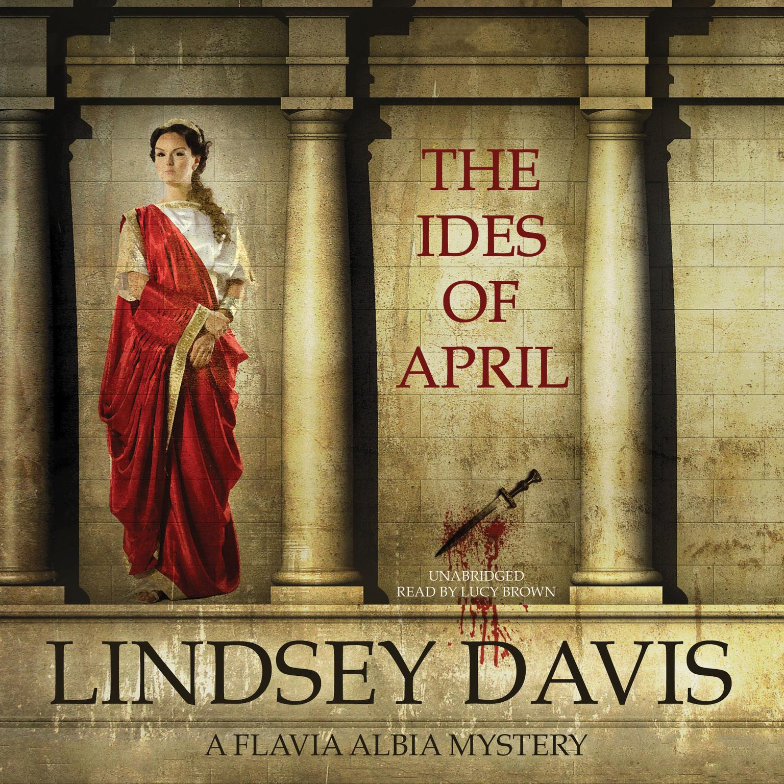 Printable The Ides of April Audiobook Cover Art