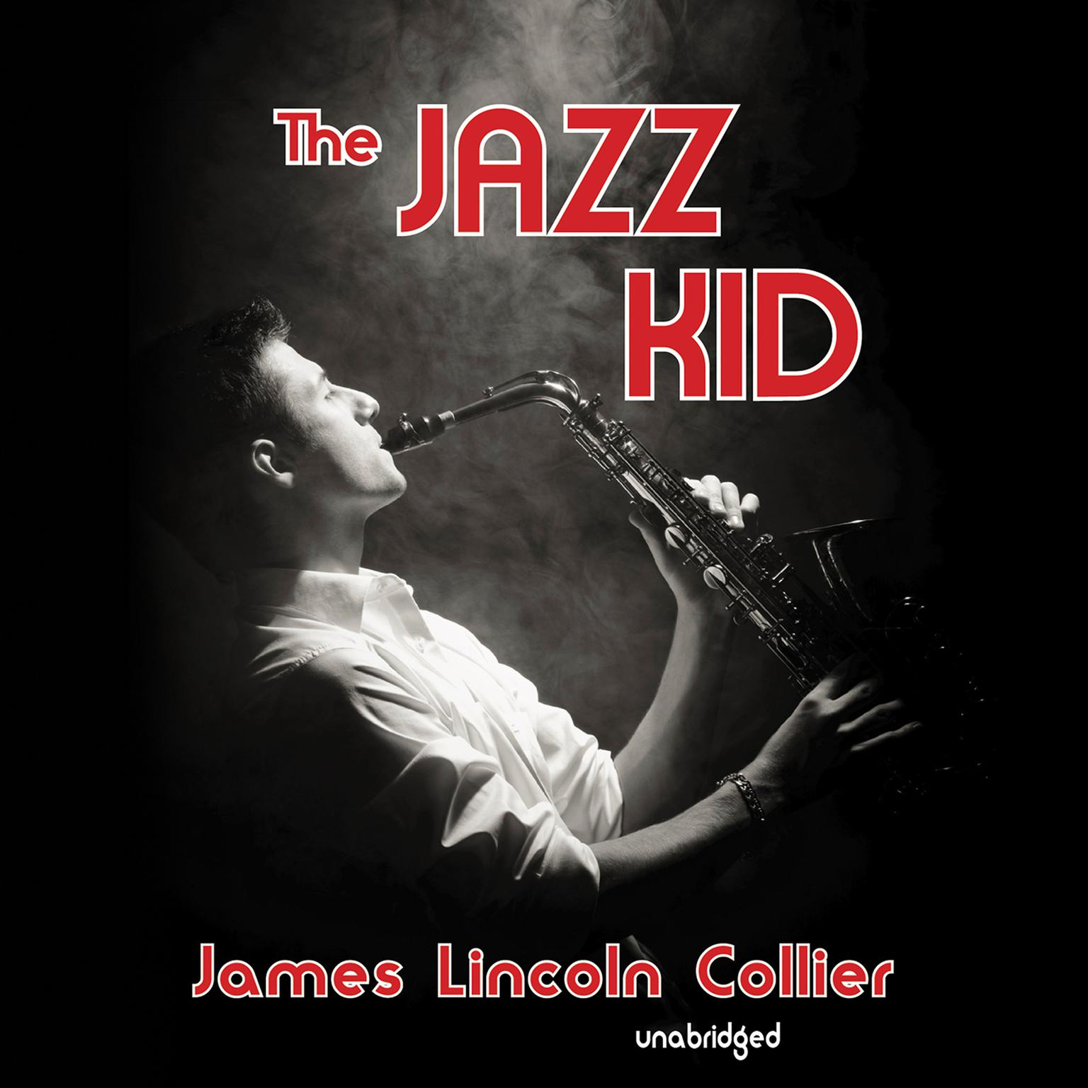 Printable The Jazz Kid Audiobook Cover Art