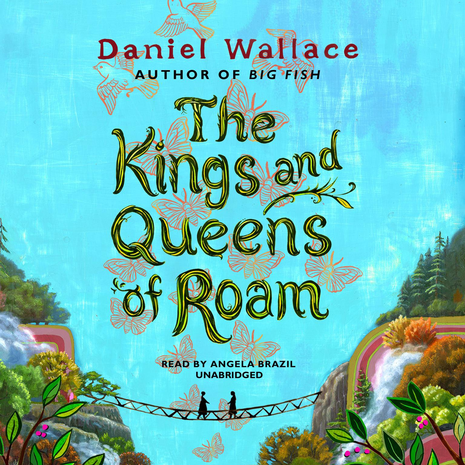 Printable The Kings and Queens of Roam Audiobook Cover Art