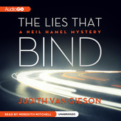 The Lies That Bind: A Neil Hamel Mystery Audiobook, by Judith Van Gieson