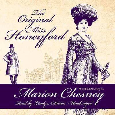 The Original Miss Honeyford Audiobook, by M. C. Beaton