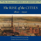 The Rise of the Cities Audiobook, by Christopher Collier