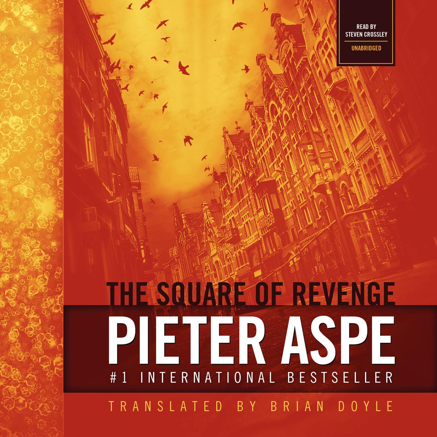 Printable The Square of Revenge Audiobook Cover Art