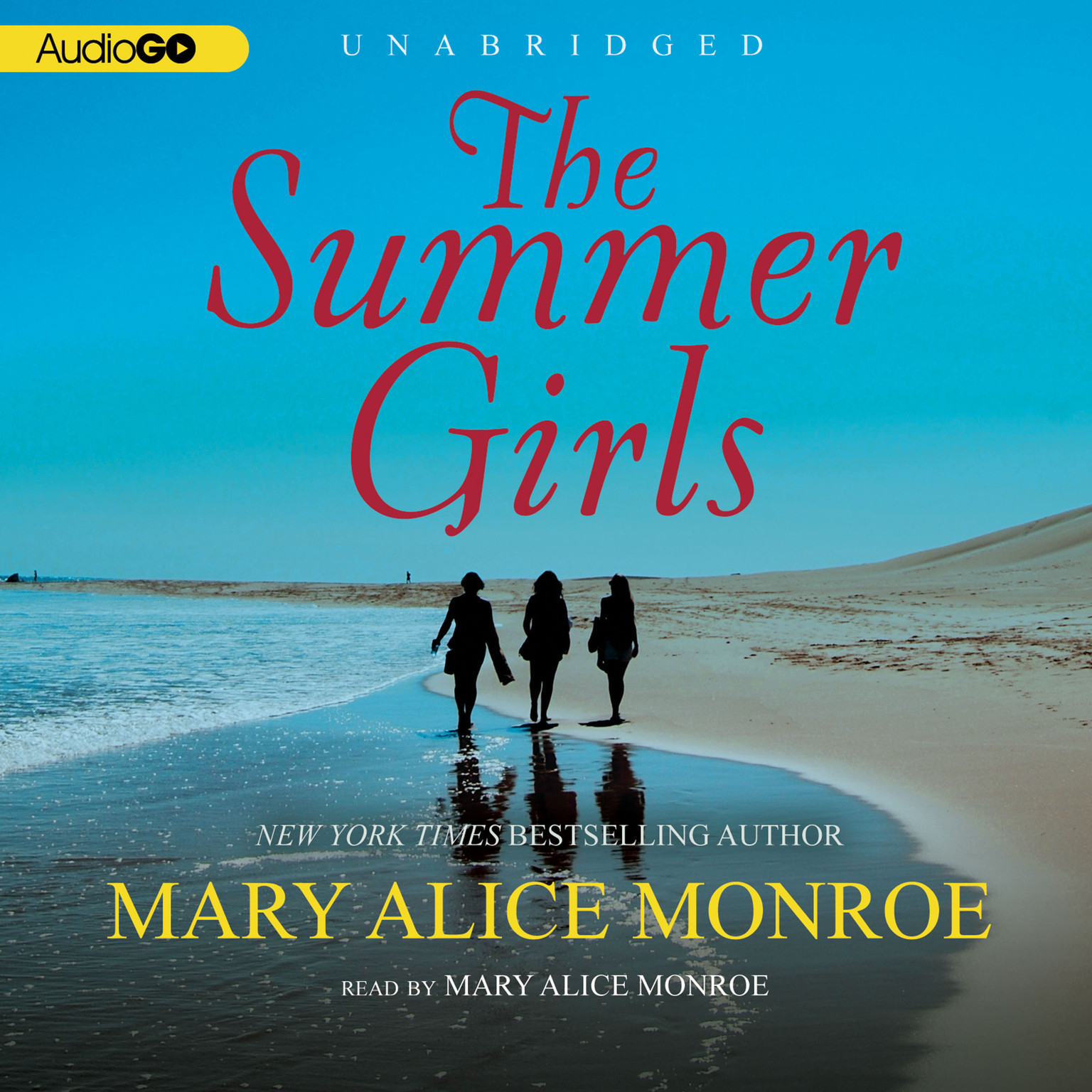 Printable The Summer Girls Audiobook Cover Art