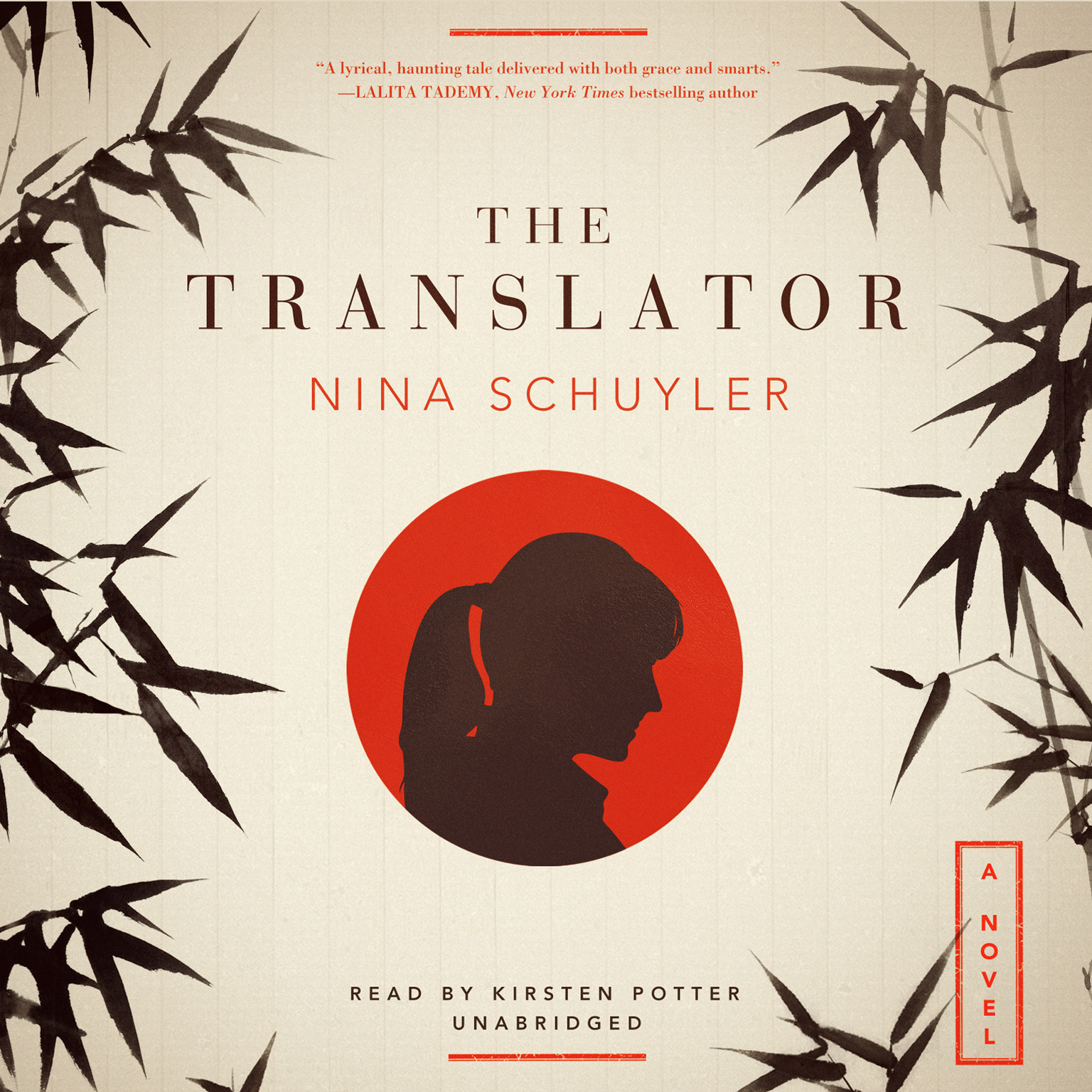 Printable The Translator Audiobook Cover Art