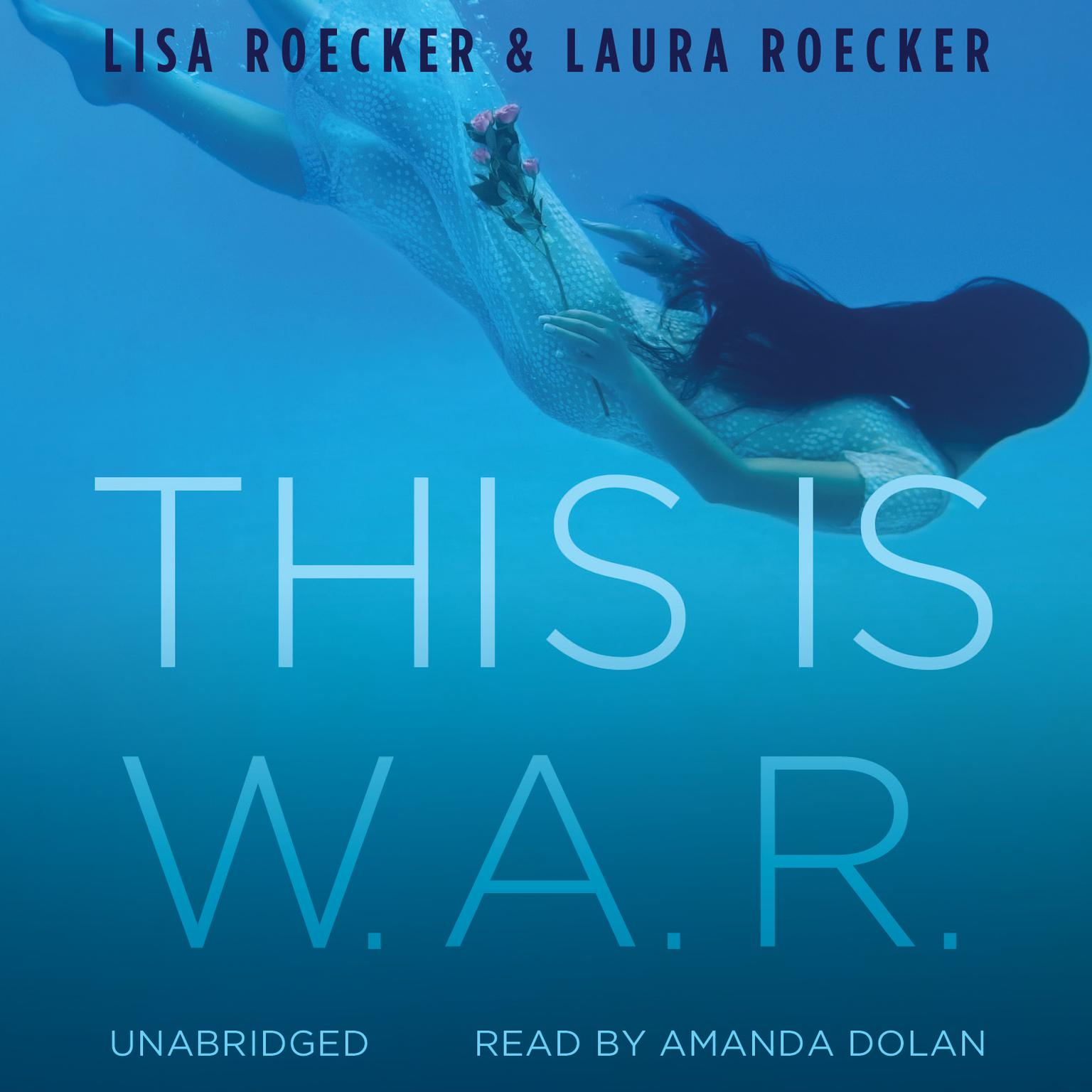 Printable This Is W.A.R. Audiobook Cover Art