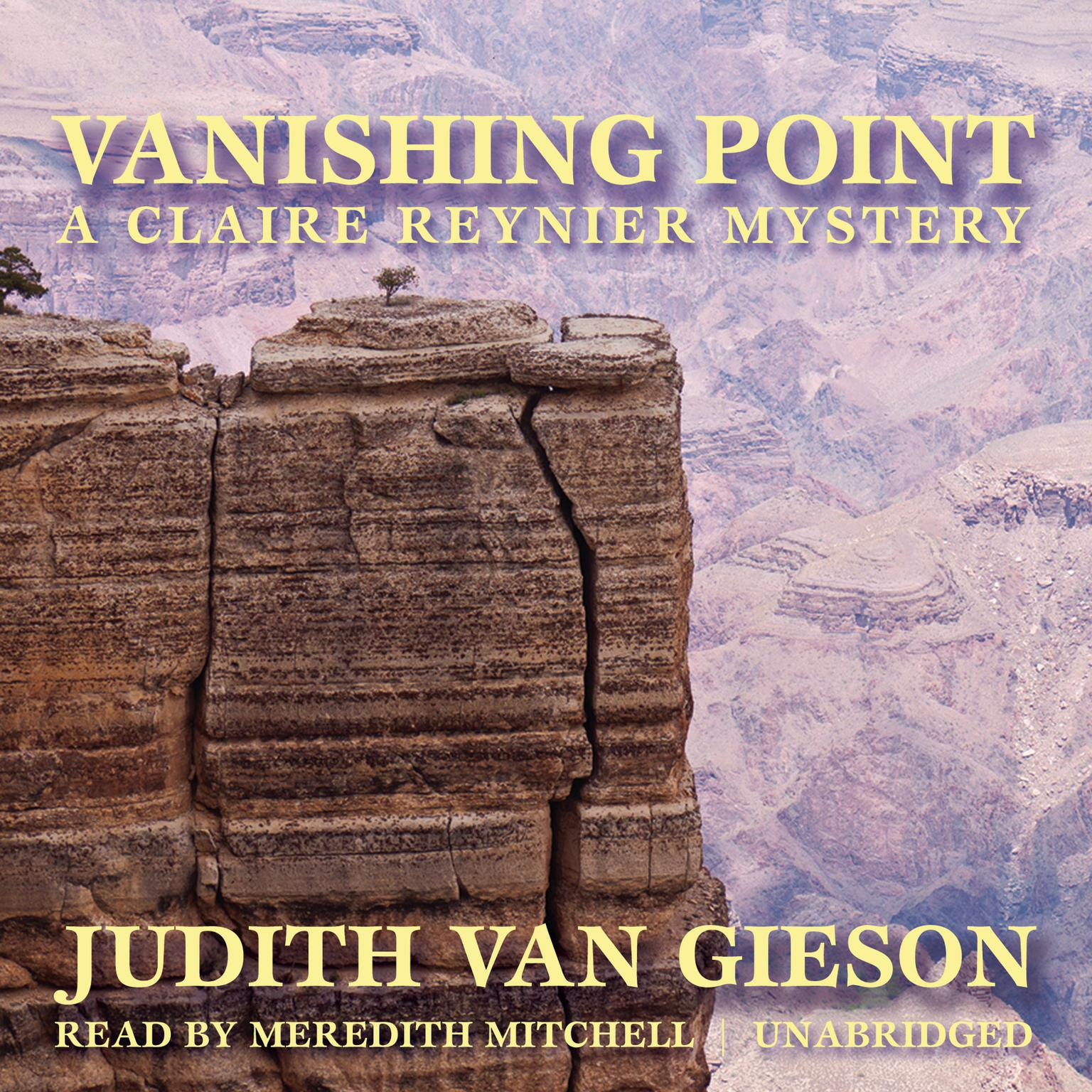 Printable Vanishing Point Audiobook Cover Art