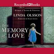 The Memory of Love Audiobook, by Linda Olsson