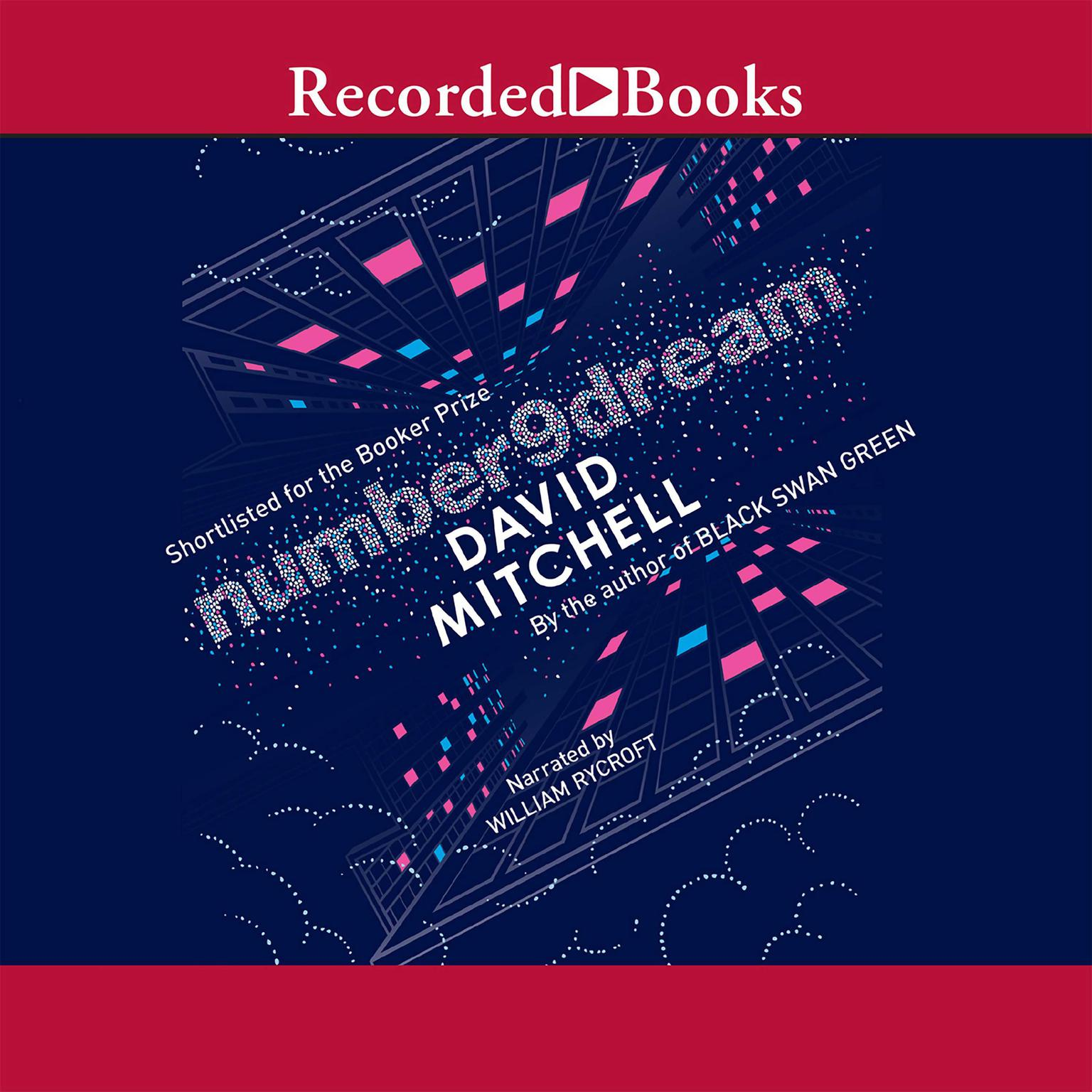 Printable Number9Dream Audiobook Cover Art