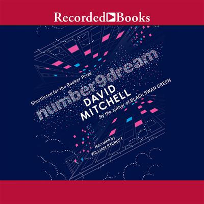 Number9Dream Audiobook, by David Mitchell