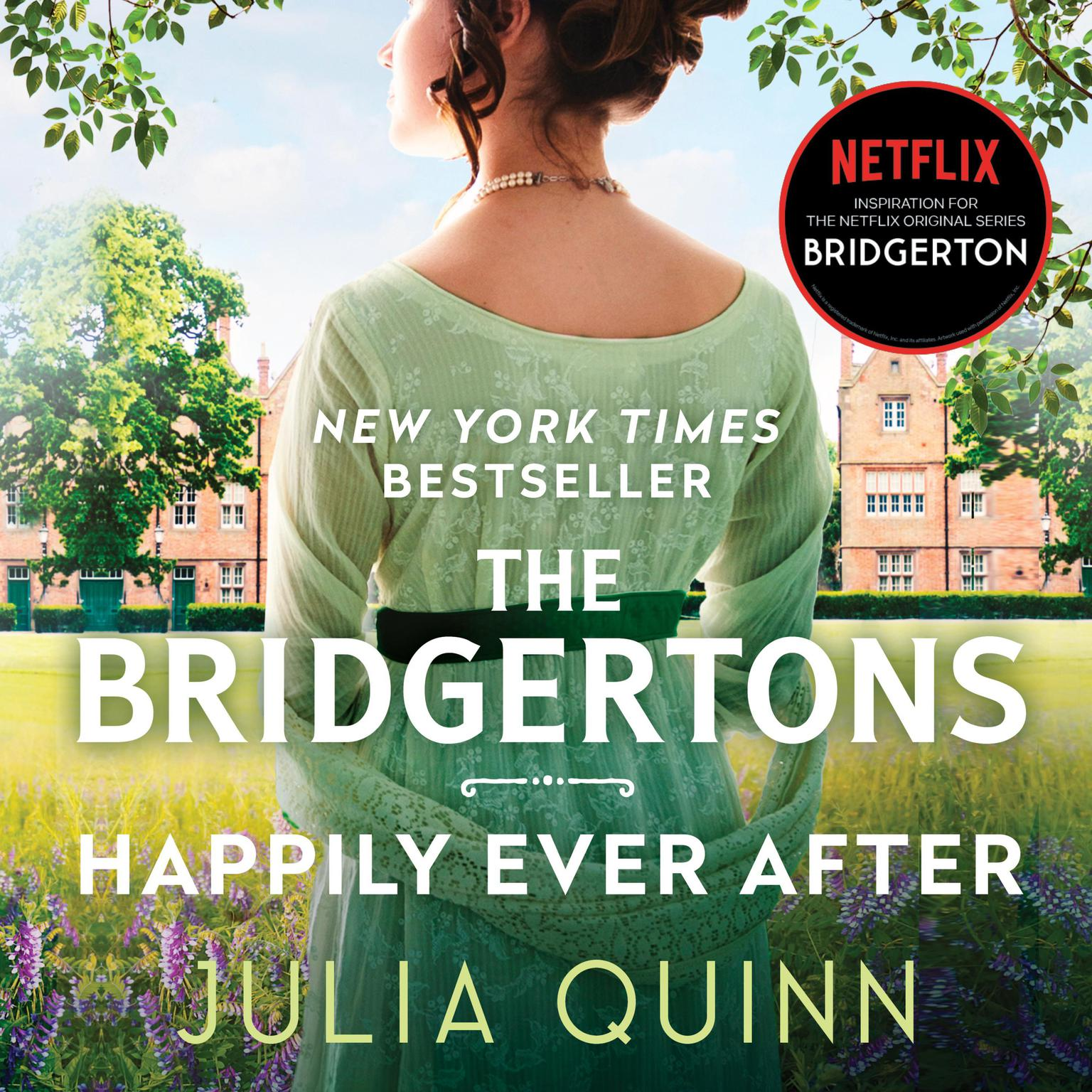 Printable The Bridgertons: Happily Ever After Audiobook Cover Art