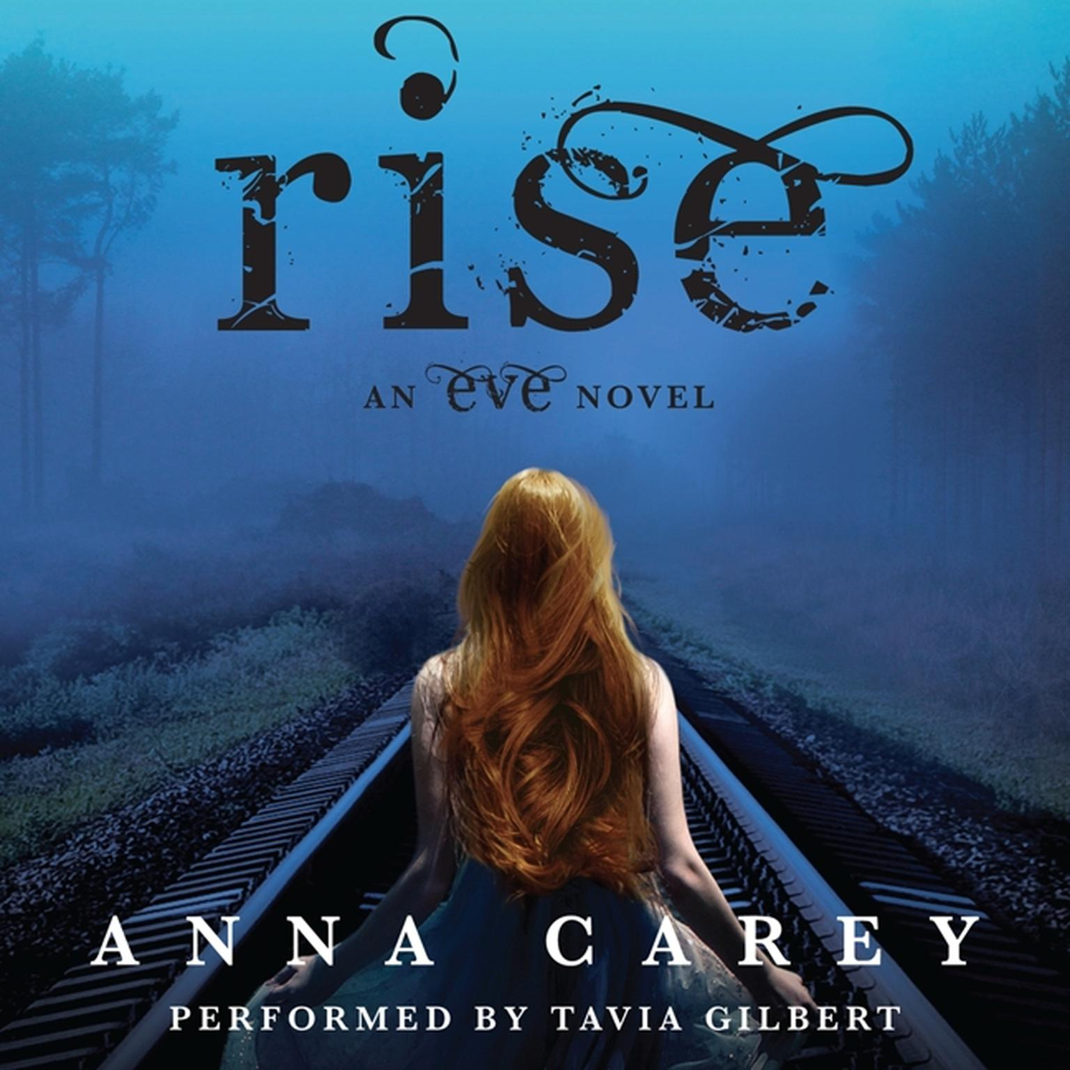 Printable Rise: An Eve Novel Audiobook Cover Art