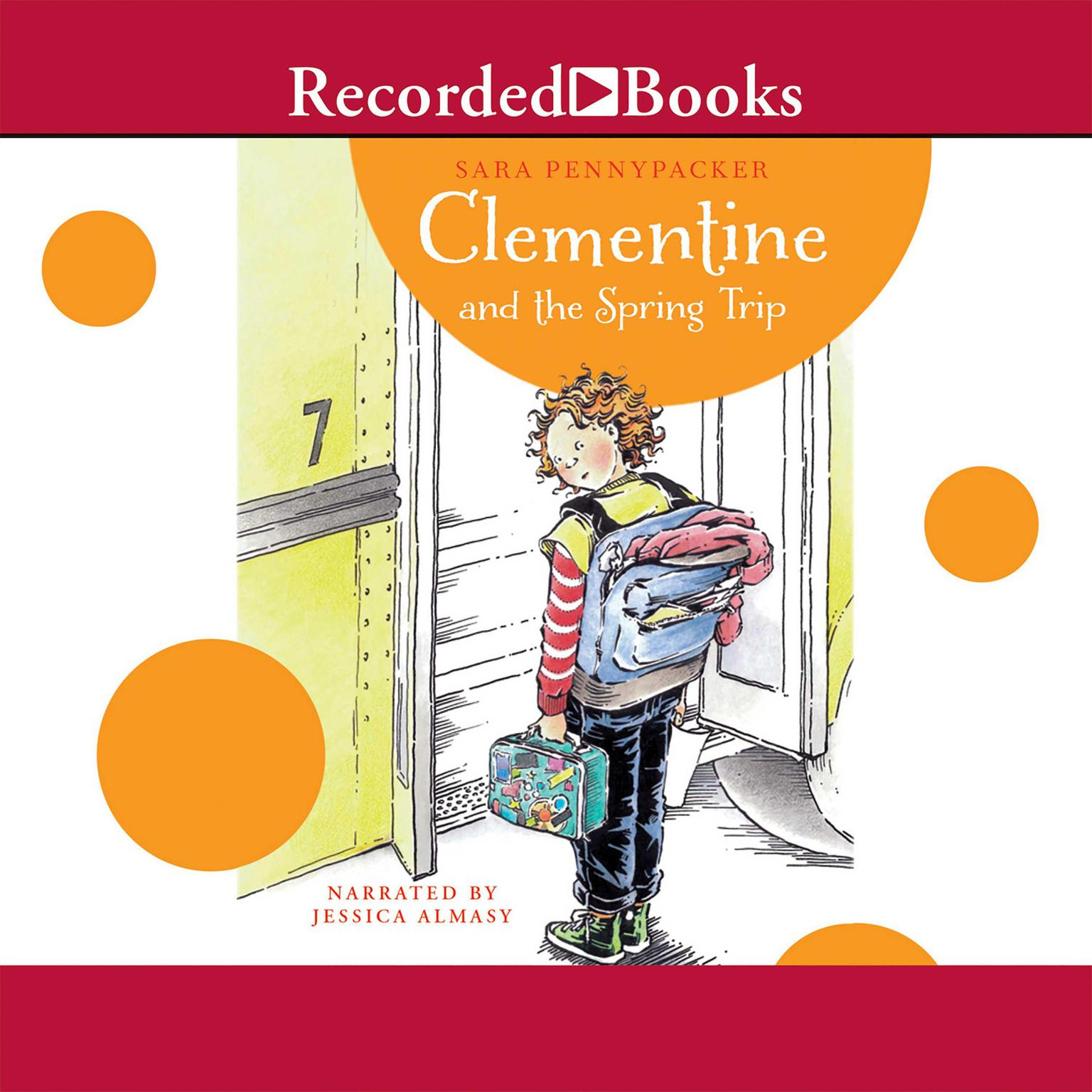 Printable Clementine and the Spring Trip Audiobook Cover Art