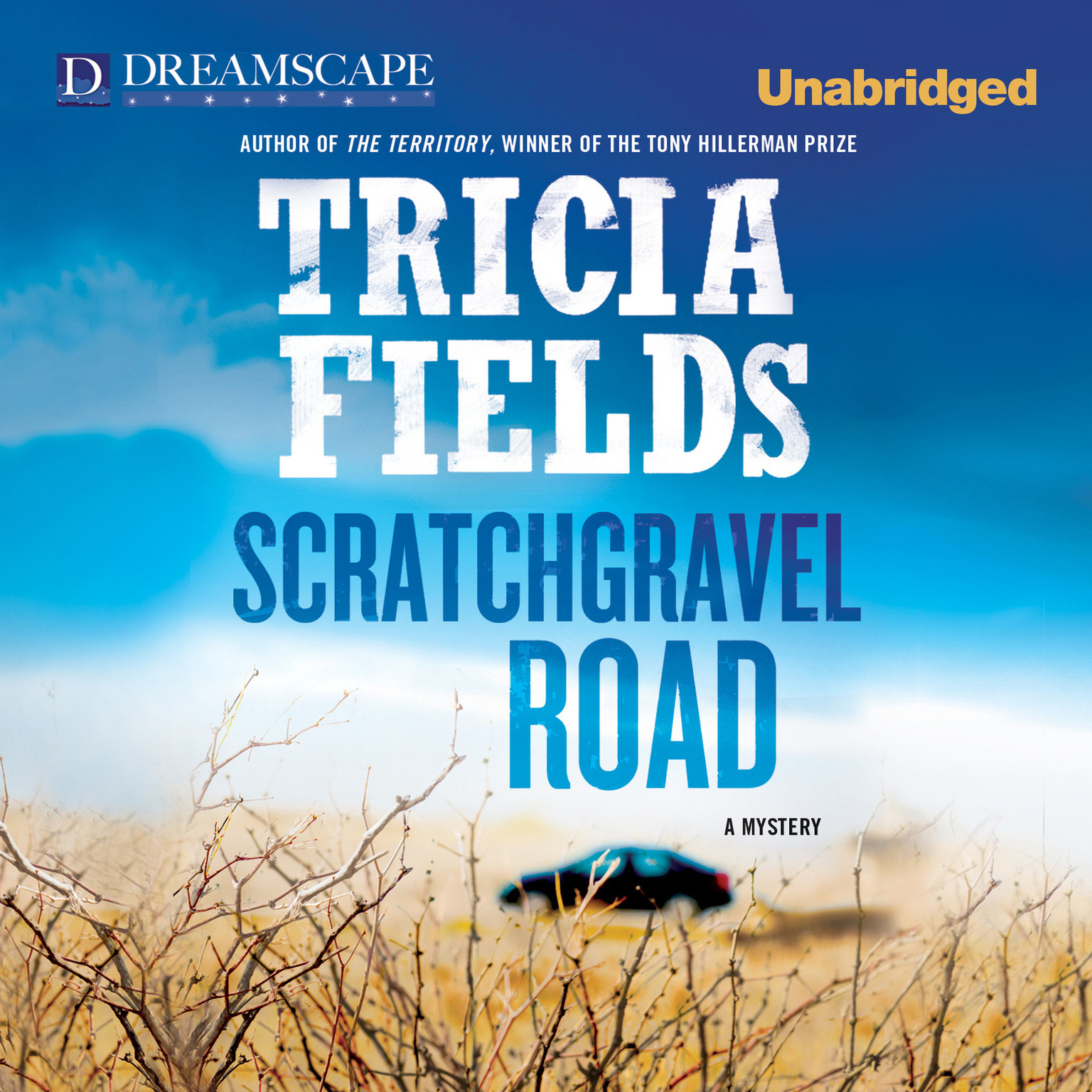 Printable Scratchgravel Road Audiobook Cover Art
