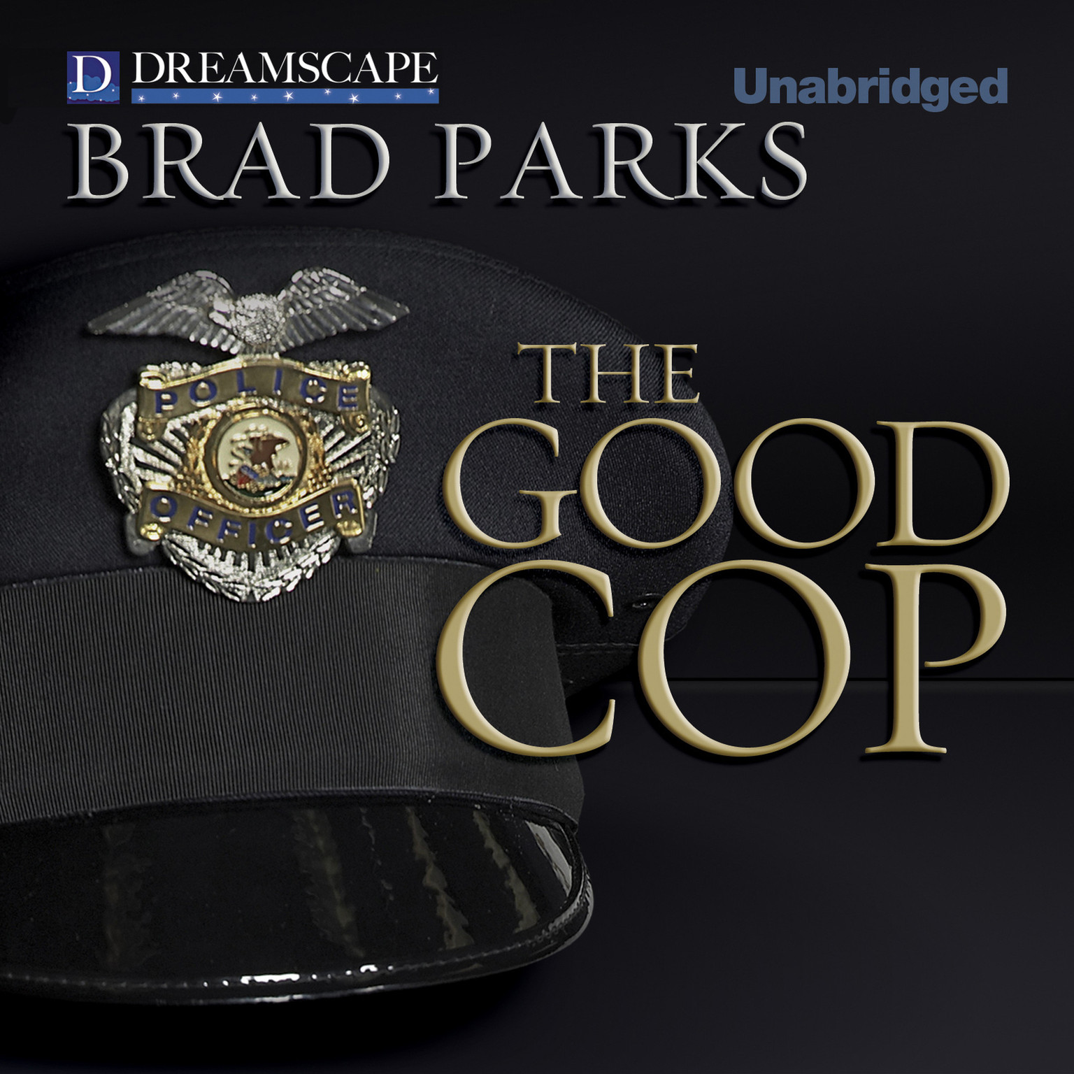 Printable The Good Cop Audiobook Cover Art