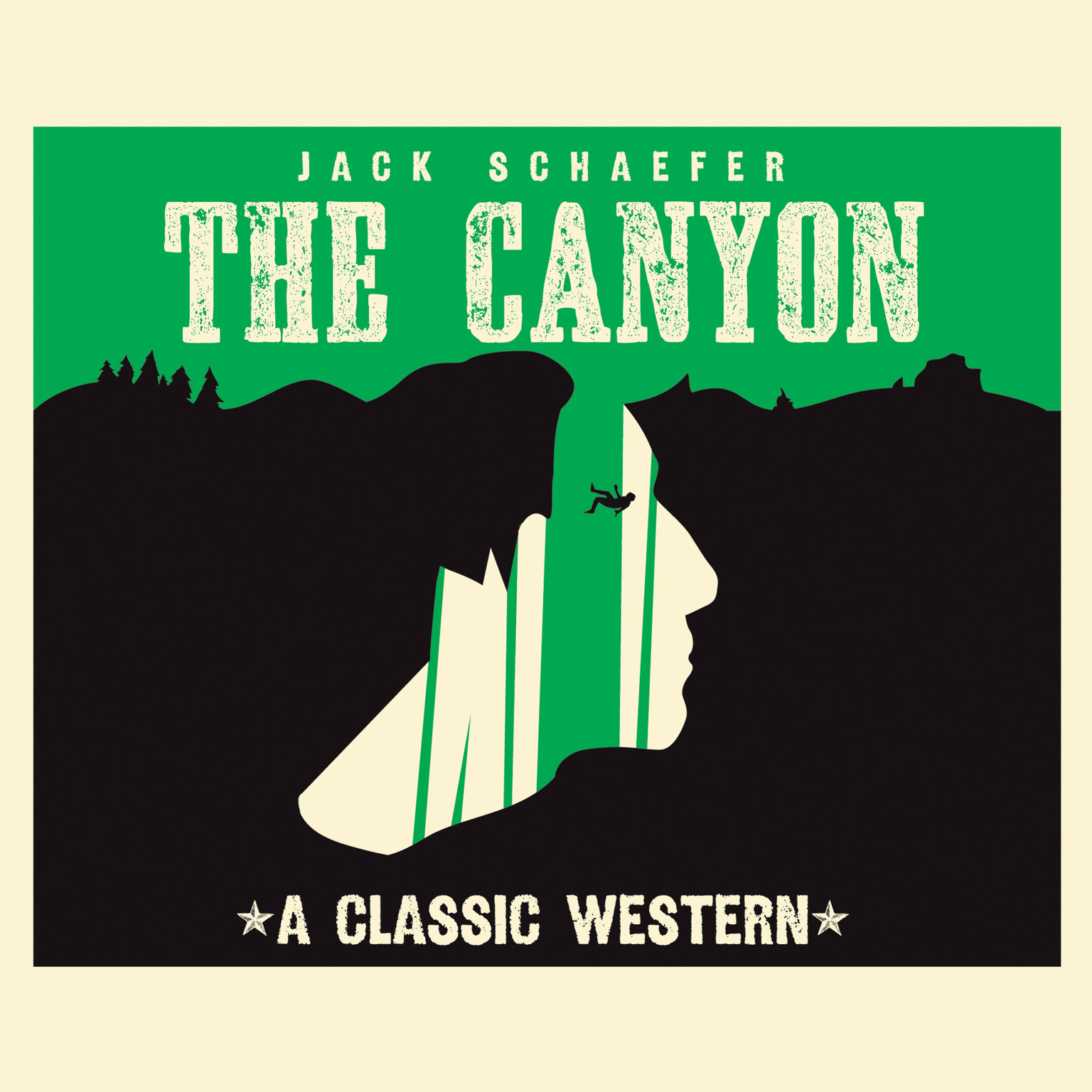 Printable The Canyon Audiobook Cover Art