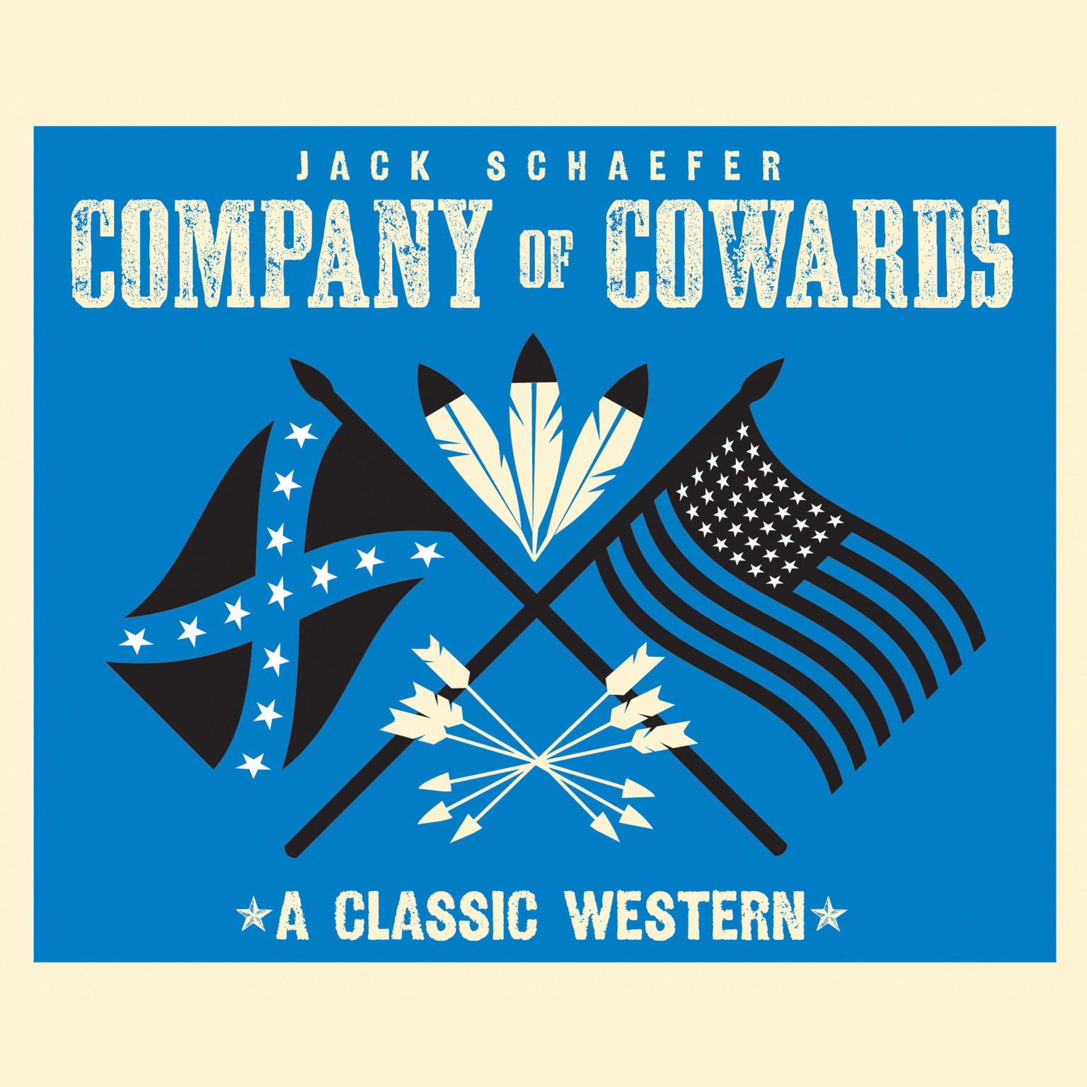 Printable Company of Cowards Audiobook Cover Art