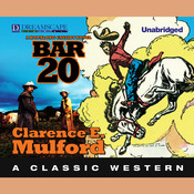 Bar-20 Audiobook, by Clarence E. Mulford