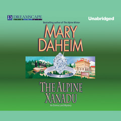 The Alpine Xanadu Audiobook, by Mary Daheim