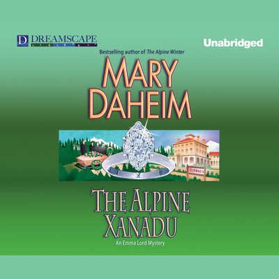 The Alpine Xanadu Audiobook, by Mary Daheim
