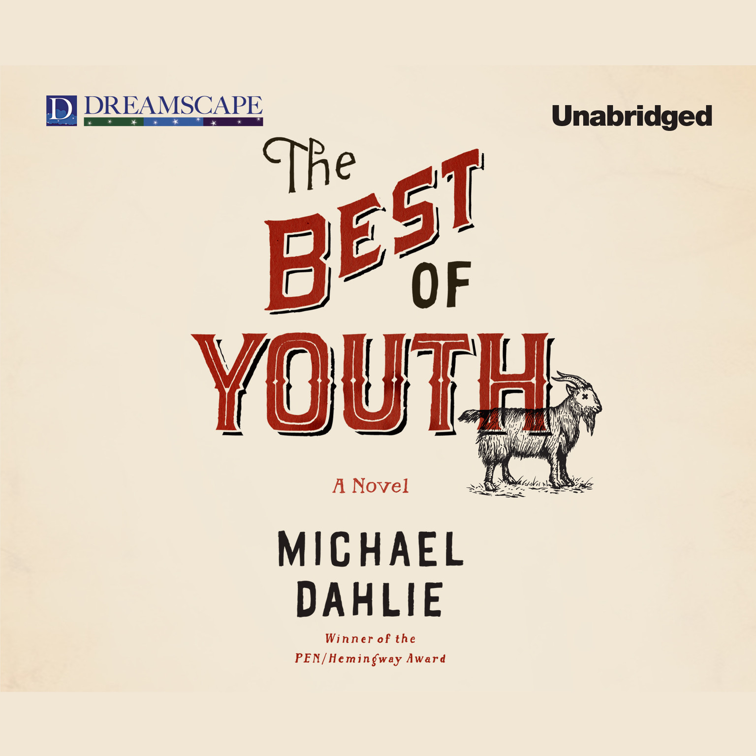 Printable The Best of Youth Audiobook Cover Art