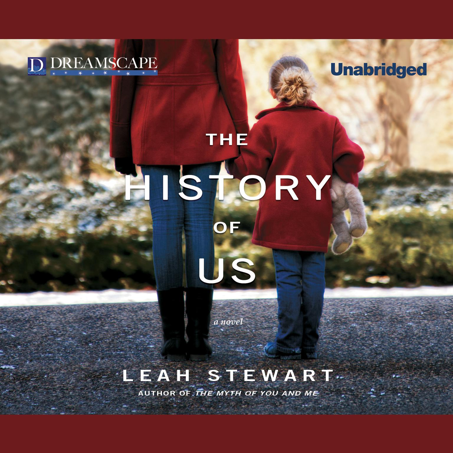 Printable The History of Us Audiobook Cover Art