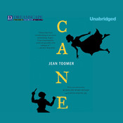 Cane Audiobook, by Jean Toomer