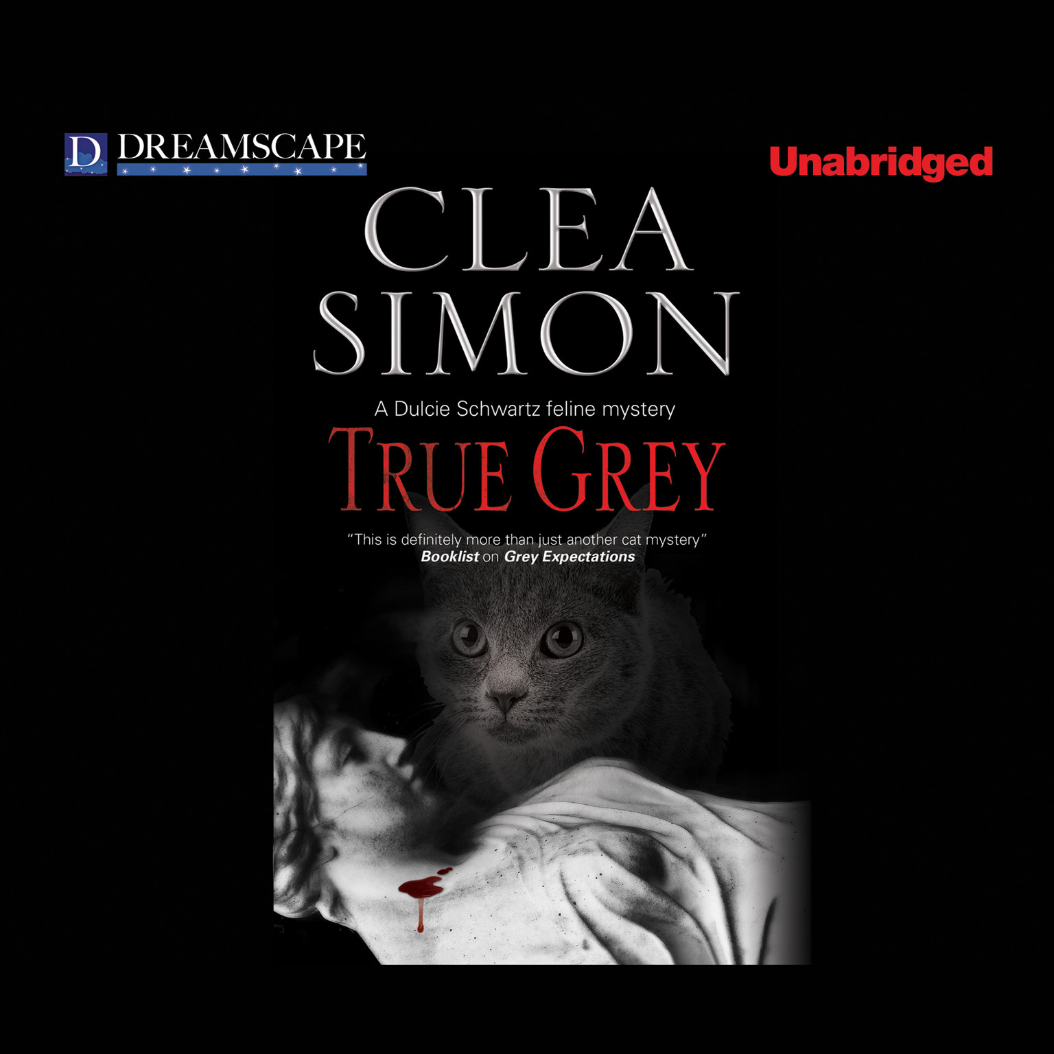 Printable True Grey Audiobook Cover Art
