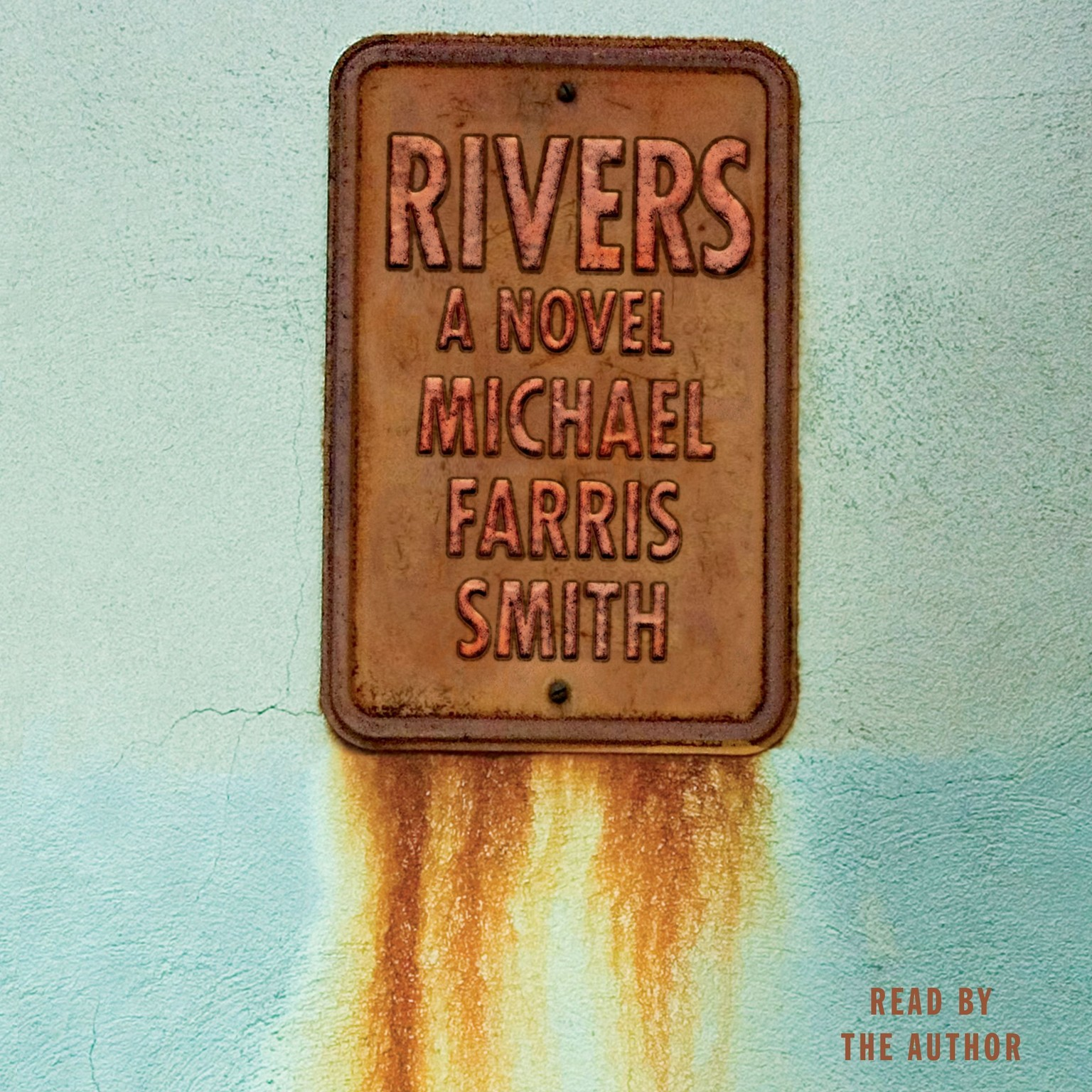 Printable Rivers: A Novel Audiobook Cover Art