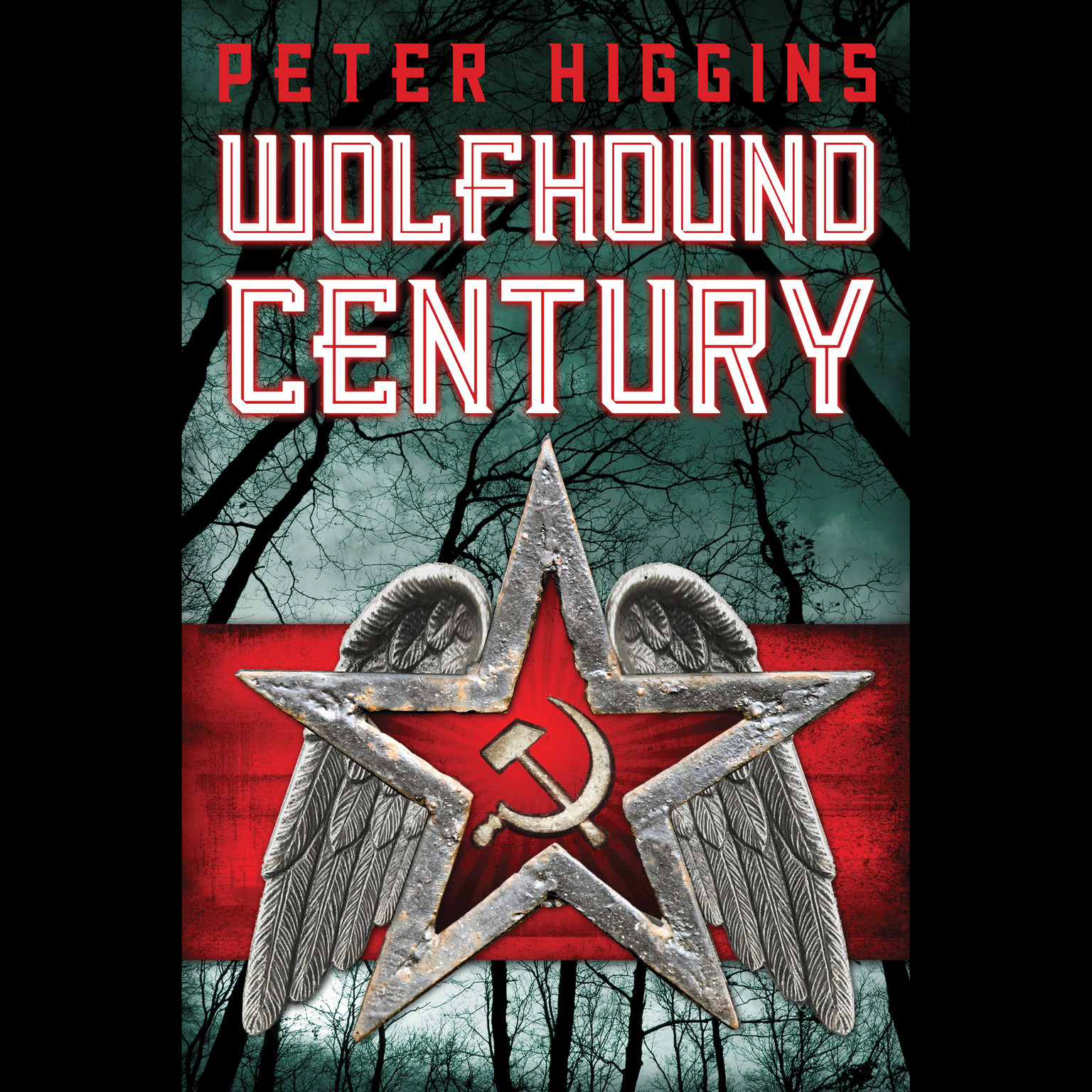 Printable Wolfhound Century Audiobook Cover Art