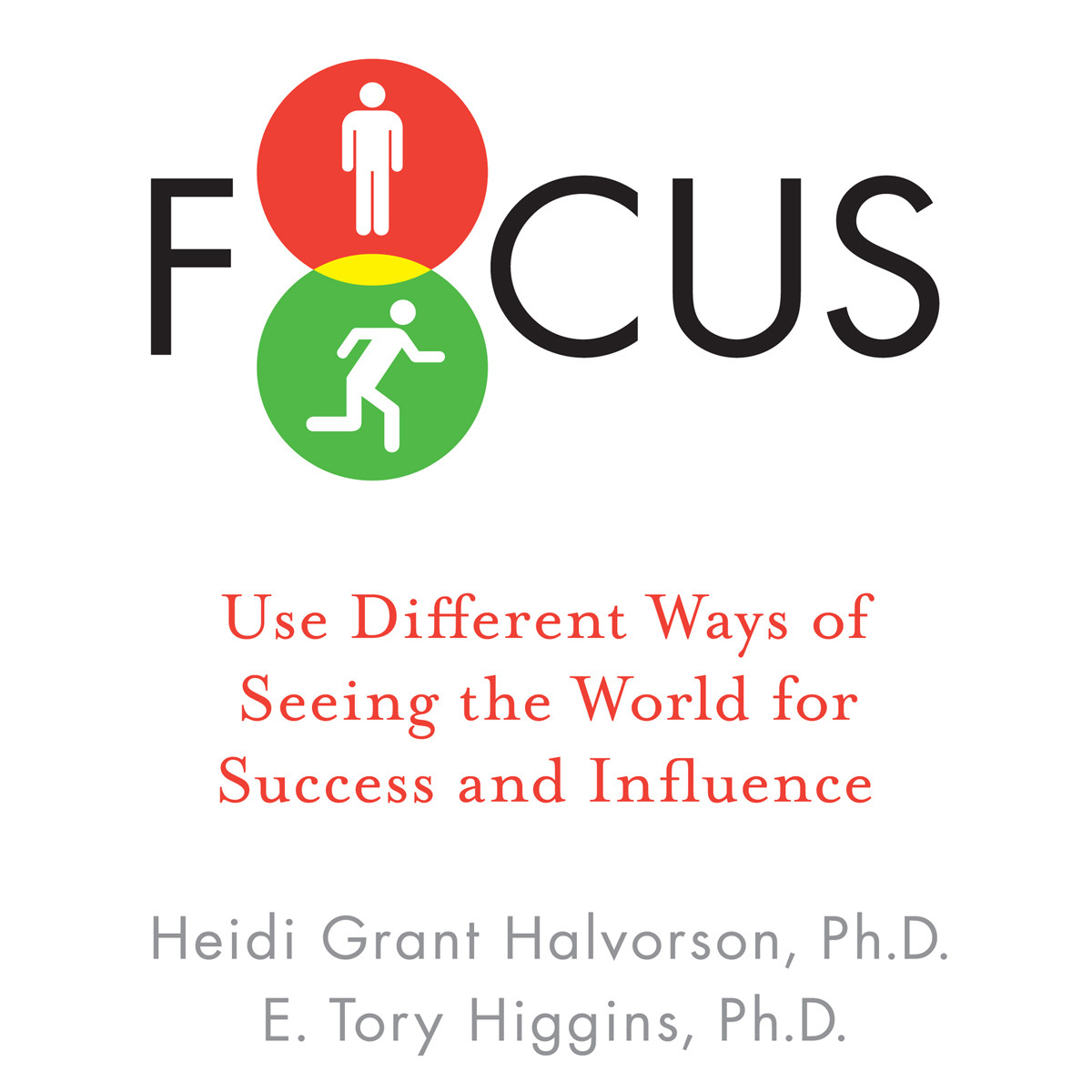 Printable Focus: Use Different Ways of Seeing the World to Power for Success and Influence Audiobook Cover Art