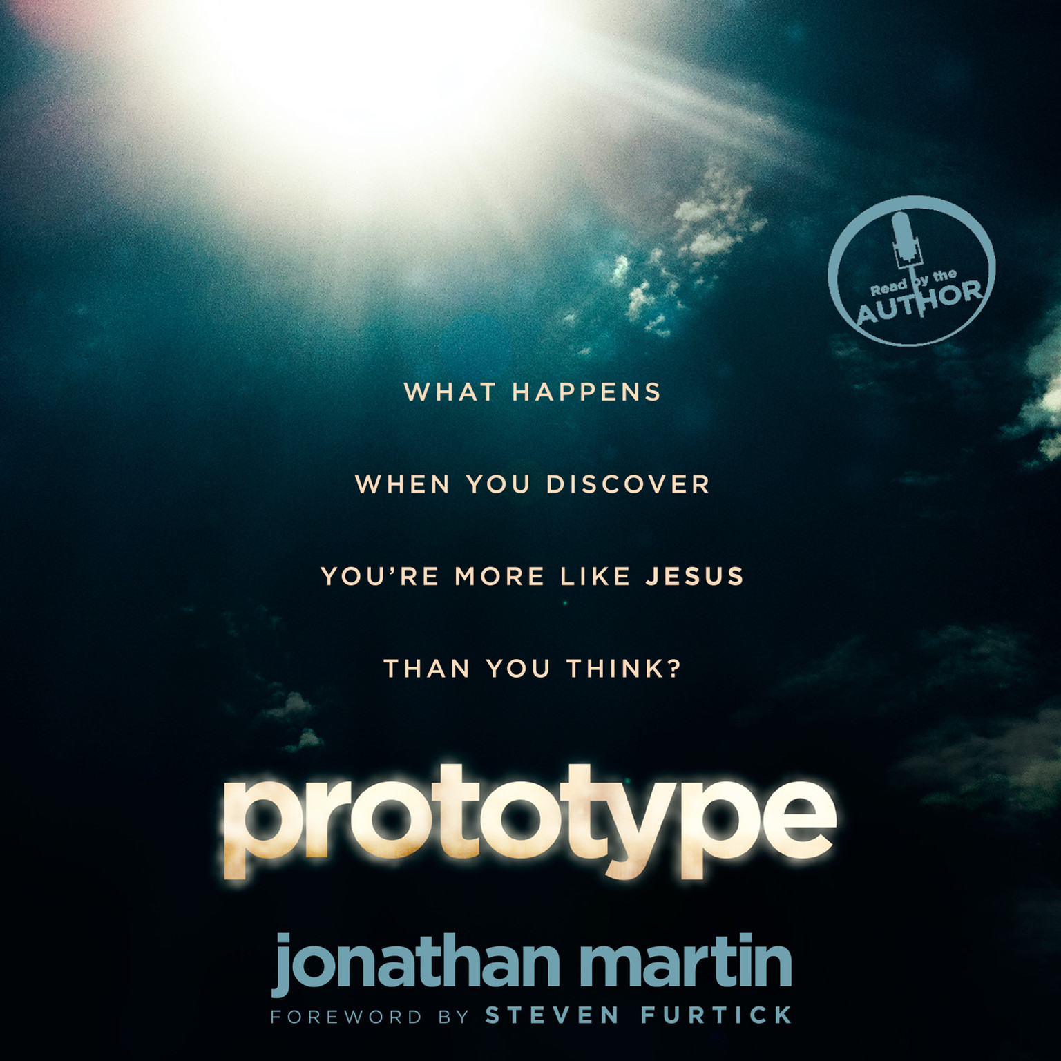 Printable Prototype: What Happens When You Discover You're More Like Jesus Than You Think? Audiobook Cover Art